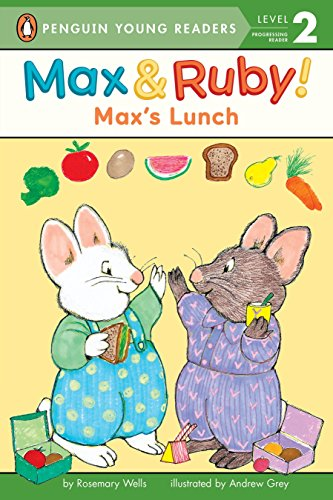(Max's Lunch (Max and Ruby))