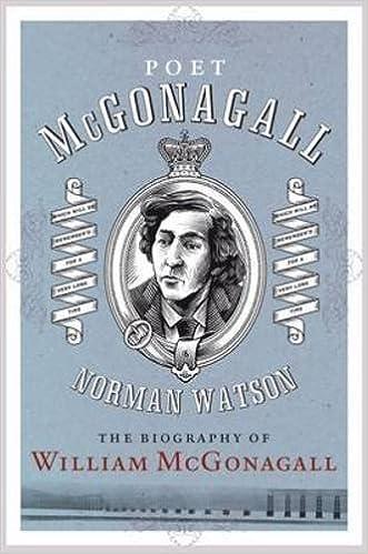 Poet McGonagall: The Biography of William McGonagall