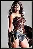 fridge magnet world - Wonder Woman FRIDGE MAGNET 6x8 Magnetic Movie Poster