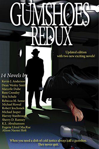 Gumshoes Redux: 14 Novels Of Mystery, Crime, And Murder