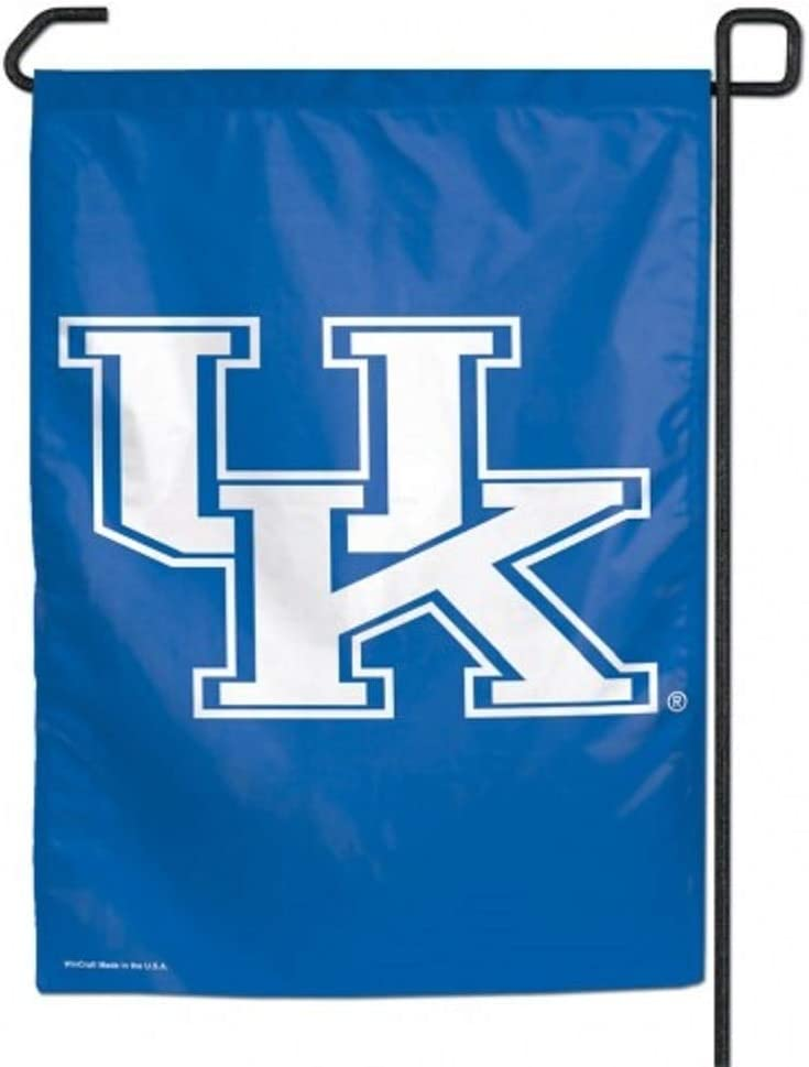 Wincraft NCAA Kentucky Wildcats Garden Flag 12x18, 2 Sided, Team Color