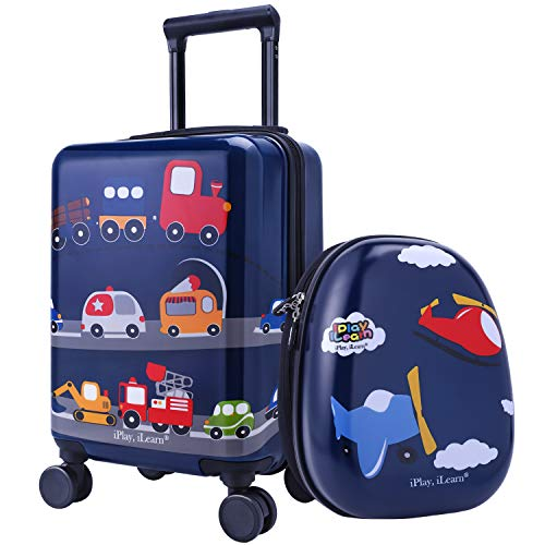 The 10 best toddler suitcase for boys 3t