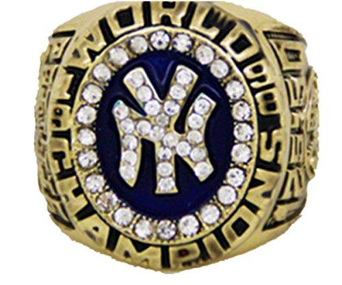 YIYICOOL NY 1998 Yankees Championship Ring size 11 With carton