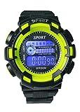 Image of Donnashop Kids Sport Watch Waterproof LED Alarm Stopwatch Digital Wristwatch for Boys Girls Children