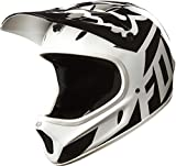 Cheap Fox Racing Rampage Helmet White/Black, M