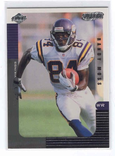 (1999 Collectors Edge Supreme #71 Randy Moss - Minnesota Vikings )