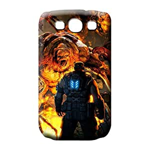samsung galaxy s3 mobile phone cases PC Shock Absorbing Perfect Design gears of war 3 hd