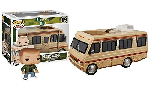 Pop! Rides: Breaking Bad - The Crystal Ship (IN STOCK!!) (Crystal Ship Breaking Bad Pop)