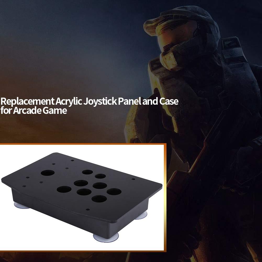 Acryl Panel und Case DIY Set Kits Ersatz f/ür Arcade Game Support Verschiedene Classic Games Computer Support und Android Support