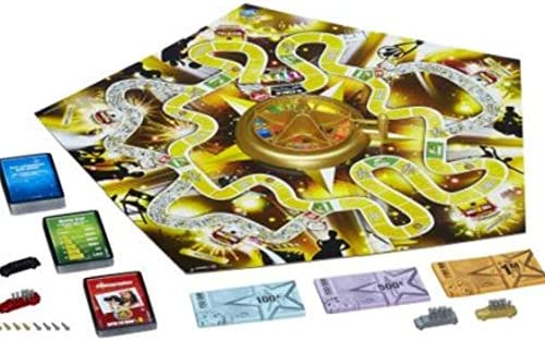 The Game of Life Money and Asset Board Game, Fame Edition by Hasbro: Amazon.es: Juguetes y juegos
