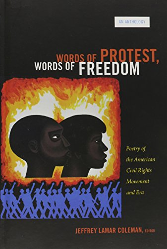 Words of Protest, Words of Freedom: Poetry of the American Civil Rights Movement and Era by Duke University Press Books