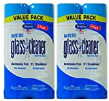 Sprayway Value Pack World's Best Glass Cleaner,19 oz (Pack of 2) Brand New and Fast Shipping