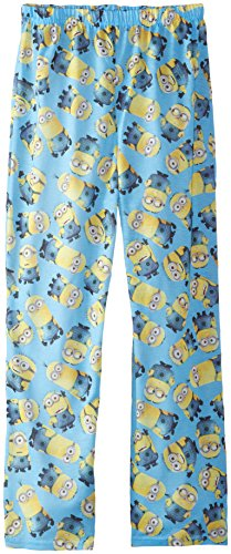 Despicable Me Big Boys' All About Minions Pajama Pant