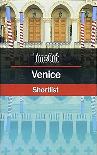 Time Out Venice Shortlist