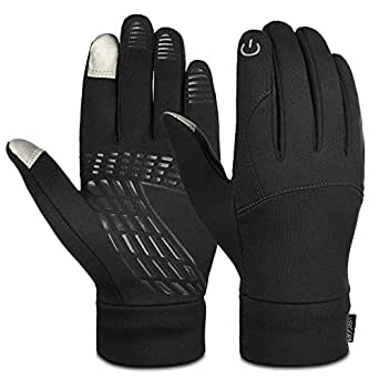 Vbiger Winter Warm Gloves Touch Screen Gloves Driving