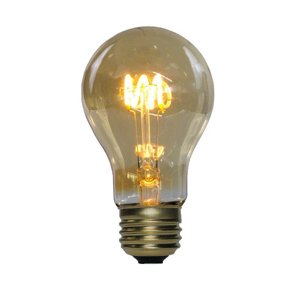 Bombilla Edison Vintage E27 A19 40W incandescente para iluminació n decorativa HLHL