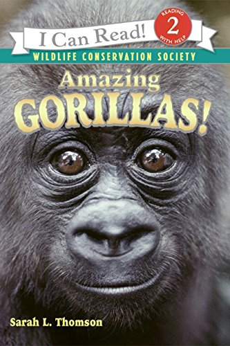 Amazing Gorillas! (I Can Read Level 2)
