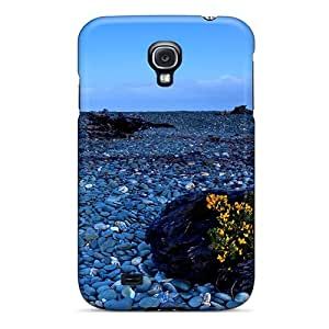 For Galaxy S4 Protector Case Beach At Night Phone Cover