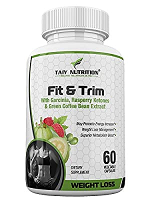 The Big 3   Garcinia Cambogia Raspberry Ketones Green Coffee Bean Extract   Superior Weight Loss Appetite Suppressant Fat Burner Energy and Metabolism Booster