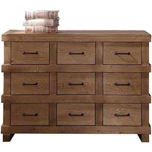 ACME Adams Antique Oak Dresser