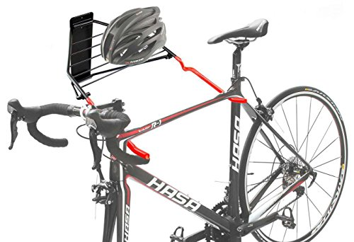 CyclingDeal Bike Storage Rack Wall Mounted Bicycle Hanger Hook by CyclingDeal