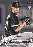 2018 Topps Series 2#495 Aaron Bummer Chicago White Sox Rookie Baseball Card - GOTBASEBALLCARDS
