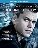 The Bourne Trilogy (Blu-ray + Digital HD)