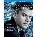 The Bourne Trilogy [Blu-ray]