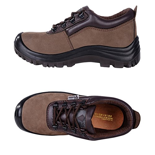 Toe PANCY Steel low Toe Men's Steel Safety Shoes Xg45 cut Waterproof Work Boots 0fwS0