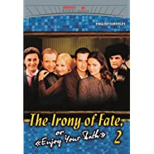 The Irony of Fate, or Enjoy Your Bath 2/Ironiya Sudbu, Ili S Lekgim Parom 2 [2008] [DVD NTSC] [LANGUAGE: RUSSIAN] [SUBTITLES: ENGLISH]