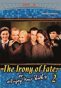 The Irony of Fate, or Enjoy Your Bath 2/Ironiya Sudbu, Ili S Lekgim Parom 2 [2008] [DVD NTSC] [LANGUAGE: RUSSIAN] [SUBTITLES: ENGLISH]