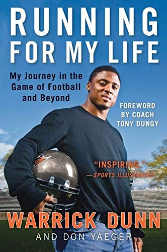Running for My Life: My Journey within the Game of Football and Beyond