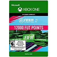 FIFA 19: ULTIMATE TEAM FIFA POINTS 12000 - Xbox One...