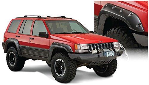 Jeep Grand Cherokee Fender Flares - 4