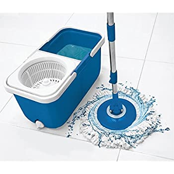 Amazon Com Big Boss Instamop The Spinning Action Mop With
