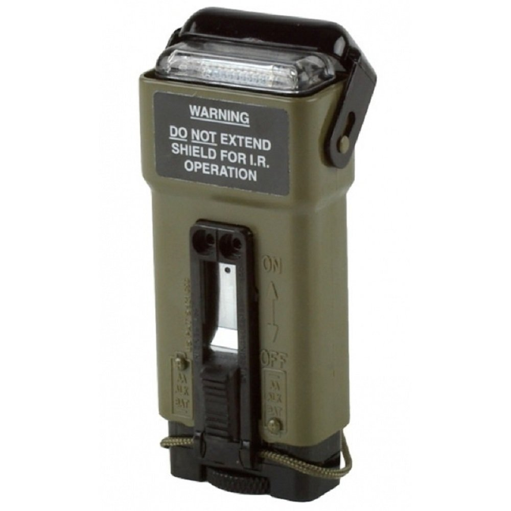 Military Specs. FRS/MS 2000M DISTRESS LIGHT MARKER by Fedcap Rehab Services