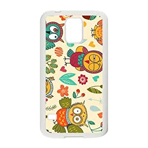 HUAH Bird's Party Cell Phone Case for Samsung Galaxy S5