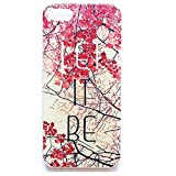 Let it be Free New Hard case cover protective bumper for iphone 5C
