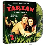 Tarzan Collection Starring Johnny Weissmuller, The Vol. 2