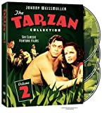 The Tarzan Collection Starring Johnny Weissmuller: Volume Two (Tarzan Triumphs / Tarzan's Desert Mystery / Tarzan and the Amazons / and the Leopard Woman / and the Huntress / and the Mermaids)