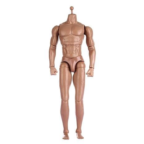 "MX02-A 1//6 Europe Skin Man Male Body Figure Model Fit 12/"" Hot Figure Toys DIY"