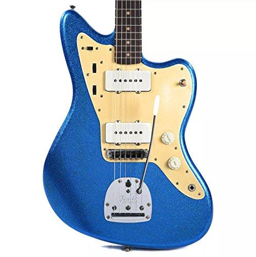 Fender Custom Shop 1959 Jazzmaster Journeyman Relic Super Faded Blue Sparkle