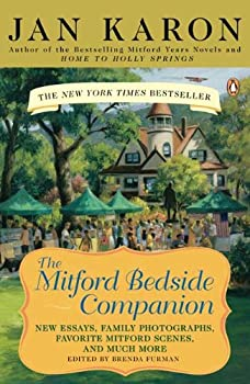 The Mitford Bedside Companion: A Treasury of Favorite Mitford Moments, Author Reflections on the Bestselling Series, and More. Much More. 0143112414 Book Cover
