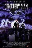27 x 40 Cemetery Man Movie Poster