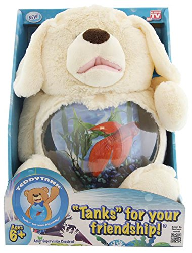 Telebrands Teddy Tank (Puppy)