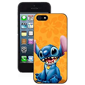 SUUER liloandstich Personalized Custom Plastic Hard CASE for iPhone 5 5s Durable Case Cover