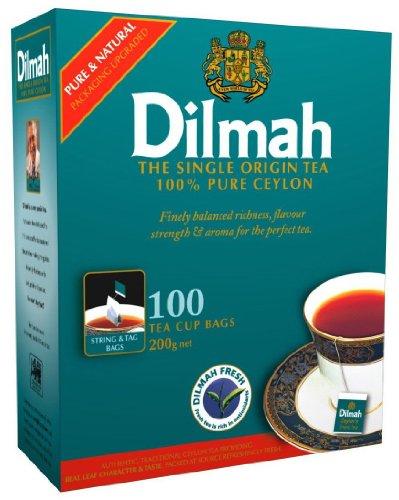 Dilmah Premium 100 Tea Bags (Ceylon Tea Teas Blended)