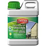Owatrol Seasonite Protection d'attente bois tendres neufs et humides 1 L