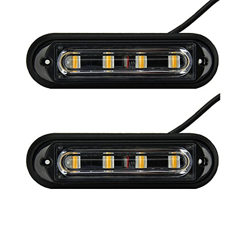 Led Caution Lights - 8