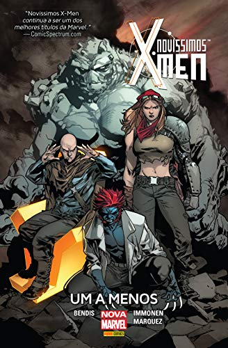 Novíssimos X-Men. Um a Menos